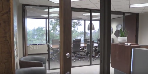 OFFICE TOUR OF STARFOX FINANCIAL OFFICE IN THE WOODLANDS