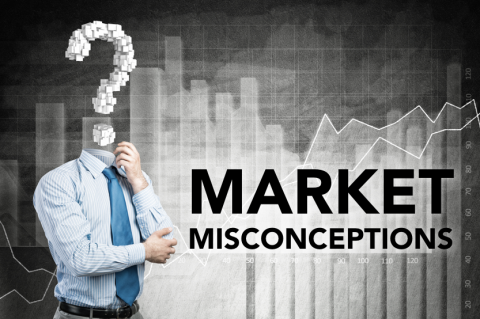 MISCONCEPTIONS ABOUT THE MARKET