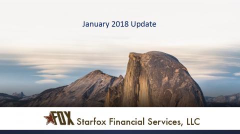 JANUARY 2018 UPDATE